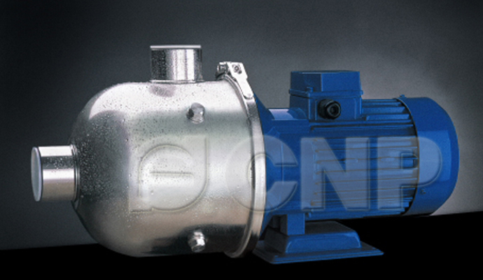 CHL, CHLF(T)  Horizontal multistage stainless steel centrifugal pump