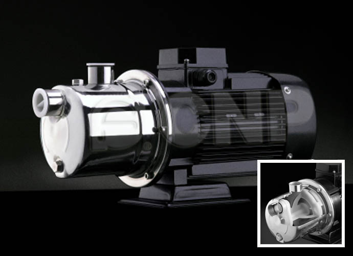 JET  Stainless steel self-priming centrifugal pump