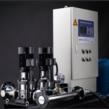 DRL  Variable speed booster pump system