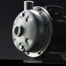 SWB  Stainless steel horizontal single-stage centrifugal pump