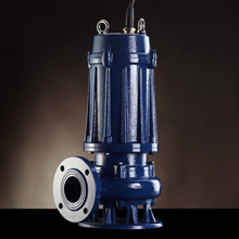 WQ  Submersible sewage pump